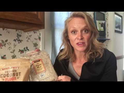 Health Coaching Video #19: Almond Flour vs Coconut Flour