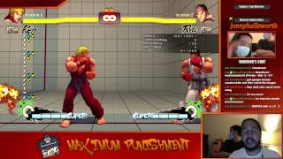 Block Option Select Whiff Punish by Maximum Punishment