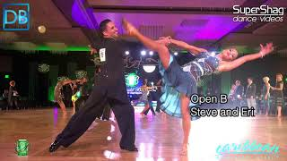 Comp Crawl with Dancebeat! Emerald 2018! Pro Am Rhythm Winners