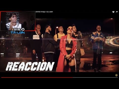 [Reaccion] Bubalu - Anuel AA x Prince Royce x Becky G x Mambo Kingz x Dj Luian