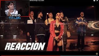 Reaccion Bubalu - Anuel Aa X Prince Royce X Becky G X Mambo Kingz X Dj Luian