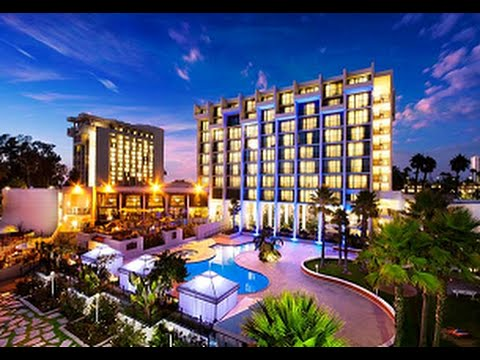 Newport Beach Marriott Hotel & Spa, Newport Beach, California, United States Of America