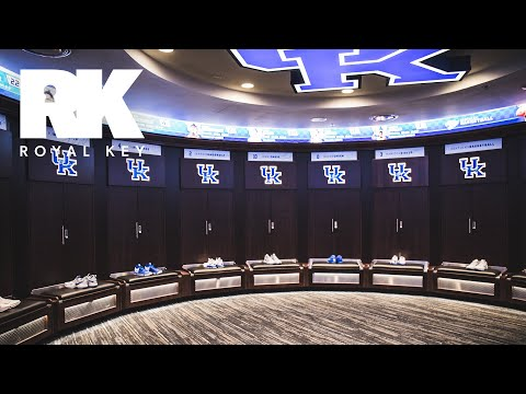 We Toured the Kentucky Wildcats' Sneaker-Filled Basketball Facility   The Royal Key