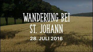 Wandern in Deutschland | Schwäbische Alb | Gestüt St. Johann - Hohe Warte - Dettinger Höllenlöcher