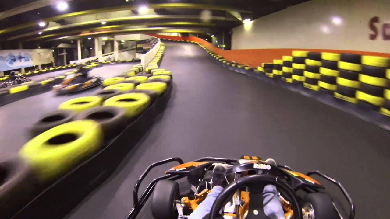 Monza Go Kart Track    Vienna    Run  1