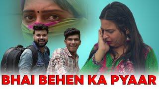 Gambar cover Bezzati   Bhai Behan ki Emotional Story   heart touching   Qismat   Time Change   Fuddu Kalakar