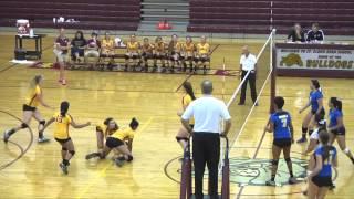 osceola kowboys girls volleyball 2014 vs st cloud