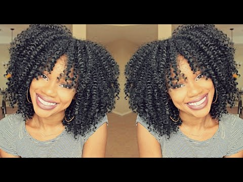 Single Rod Twist Out | TWINGODESSES | Freetress Crochet ...