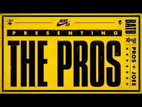 BATB7 - Presenting the Pros Travel Video