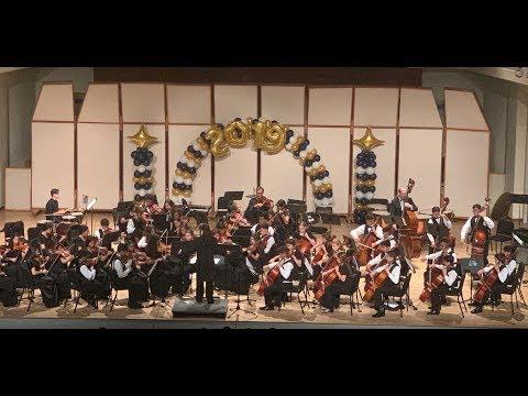Arvida middle school orchestra 2018-2019