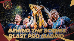 "ENCE TV - ""Behind The Scenes"" - BLAST Pro Series Madrid"