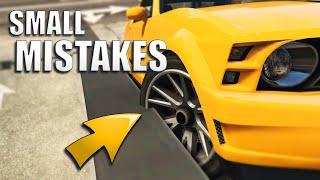 GTA V - Small Mistakes [Part 5]