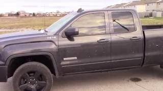 "2016 GMC Sierra Elevation Edition Levelled (2 1/4"" Levelling Kit)"