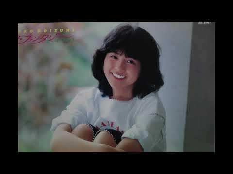 小泉今日子/ファーストアルバム     私の16才