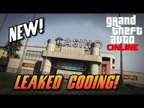GTA 5 Casino DLC - Leaked Casino Poker, Blackjack, Roulette, & Slots! (GTA 5 Online Coding)