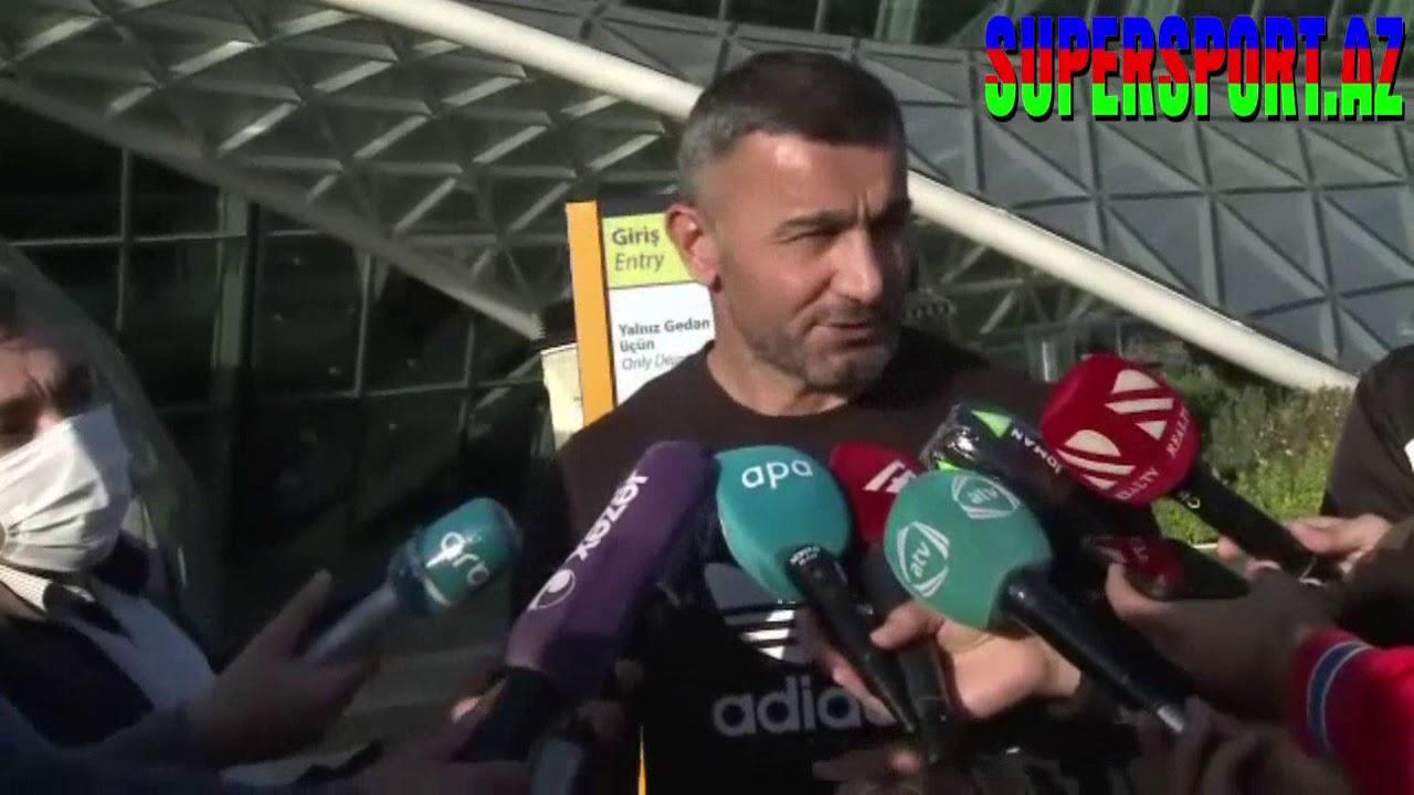 """""""Qarabağ"""" Qarabağda oynayacaq"""" - Qurban Qurbanov"""