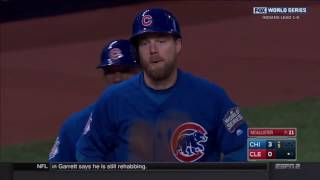 Chicago Cubs vs Cleveland Indians World Series 2016 Game 2 Highlights MLB 10/26/2016