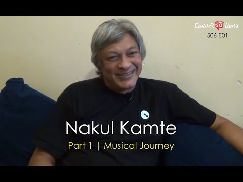 My growing up days in Bombay || Nakul Kamte | S06 E01 | converSAtions | SudeepAudio.com