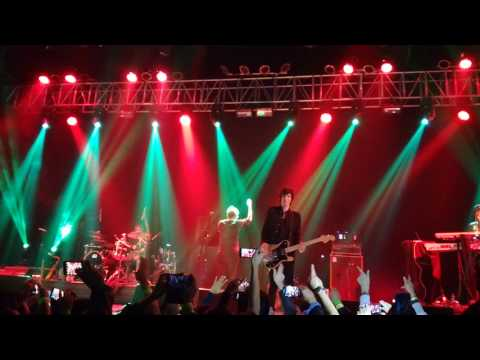 The Psychedelic Furs - Heaven @ ( Live Lima Perú 07-08-2017)