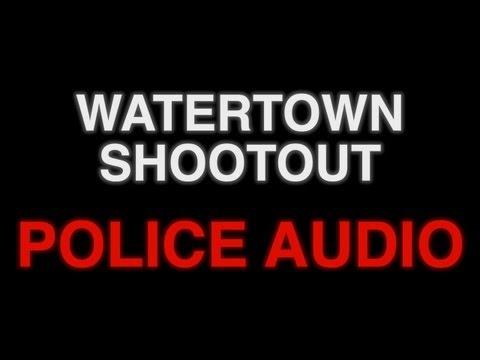 POLICE AUDIO: Watertown Shootout 04/19, Boston Police