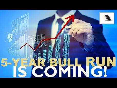 Stock Market 5-Year Bull Run Is Coming! - Kay Kim