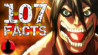 107 Attack On Titan Facts YOU Should Know! - ToonedUp @CartoonHangover(Check Out 107 Metal Gear Solid Facts YOU Should Know!, 2015-07-30T18:11:20.000Z)