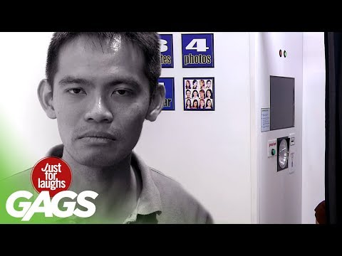 An Ugly Photo Shoot - JFL Gags Asia Edition