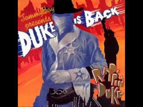 Rappin Duke   Shawn Brown DJ Alex