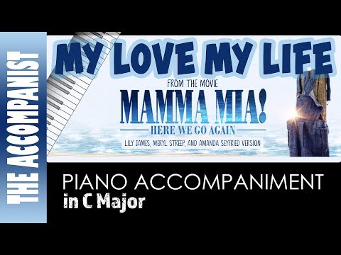 My Love, My Life - from the movie 'Mamma...