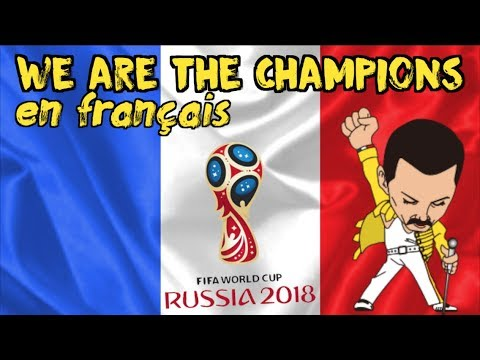 Queen - We are the champions (traduction en francais) COVER