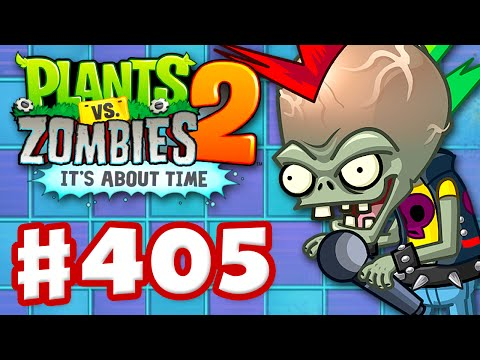 Plants vs. Zombies 2: It's About Time - Gameplay Walkthrough Part 405 - Zombot Multi-stage Masher