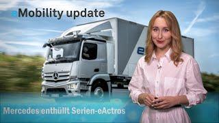 eMobility update: Renault verschärft Elektro-Ziele, Mercedes eActros, Verbrenner-Aus in Kanada.