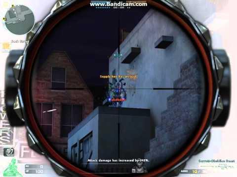 Crossfire NA: Rooftops /w Barret Vip