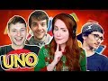 THE WORST UNO PLAYER (that's me) | w/Graser, HBomb and KiingTong