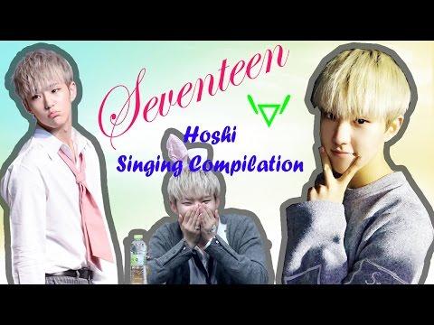 SEVENTEEN (세븐틴) Hoshi (호시) \▽/ - Singing Compilation