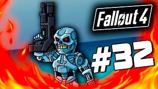 Fallout 4 - ЛУЧШАЯ БРОНЯ - ПОИСКИ СЕКРЕТОВ 32