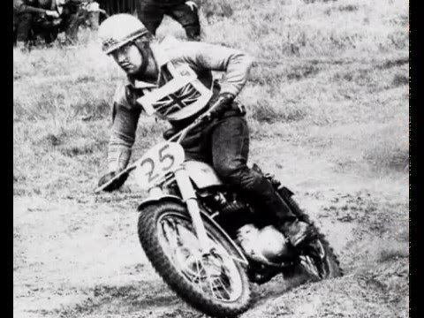 Champion Jeff Smith MBE - Motocross - Trials - Enduro Legend!