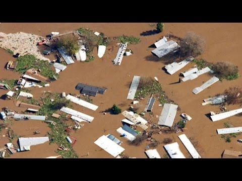 Flood threat grows in Northern California