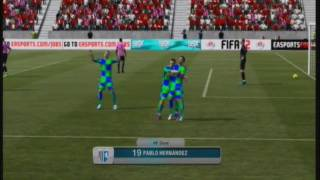Fifa 12 ultimate team glitched up kit