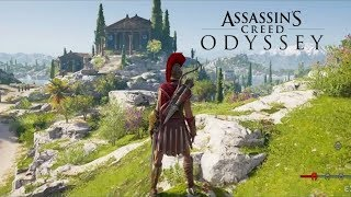 Assassin's Creed Odyssey Legendary Bear Fight Game