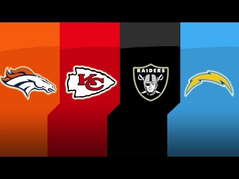 Who Will Win the AFC West?
