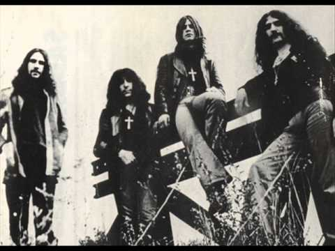 Black Sabbath The Rebel 1969 demo