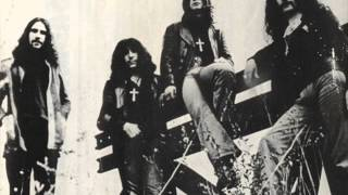 Black Sabbath- The Rebel 1969 (demo)