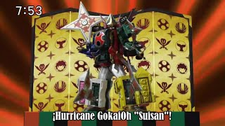 Kaizoku Sentai Gokaiger | Hurricane GokaiOh Suisan