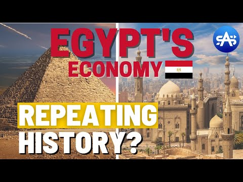 The Economy of Egypt: Repeating History?