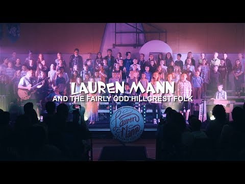 Lauren Mann and the Fairly Odd Hillcrest Folk: Brave Face
