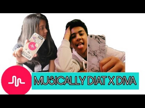 Musical.ly Diat x Diva (PROJECT)