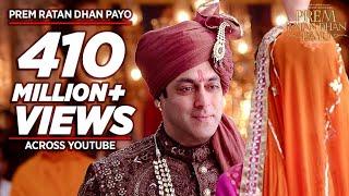 Lagu india terpopuler | 'PREM RATAN DHAN PAYO' |  | Salman Khan | Sonam Kapoor |