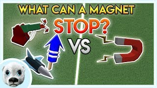 What Can a Magnet Stop? - Build a Boat MAGNET UPDATE! 🧲 ROBLOX