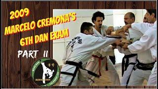 Taekwon-Do 6th Dan Test (Marcelo Cremona Part 2/2)